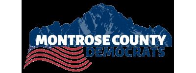 Montrose County Democratic Party Logo